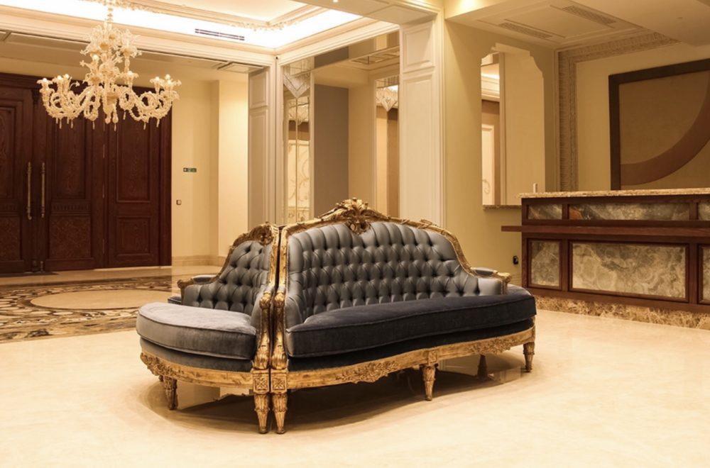 Custom made luxury sofa 2